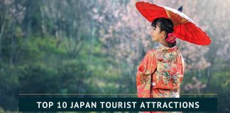 Japan Tourist Attractions