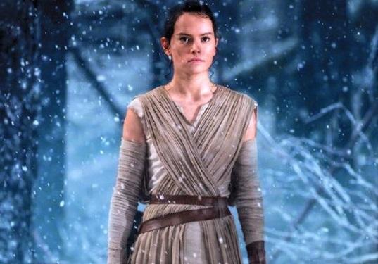 #3 Star Wars: The Force Awakens
