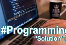 programming solution